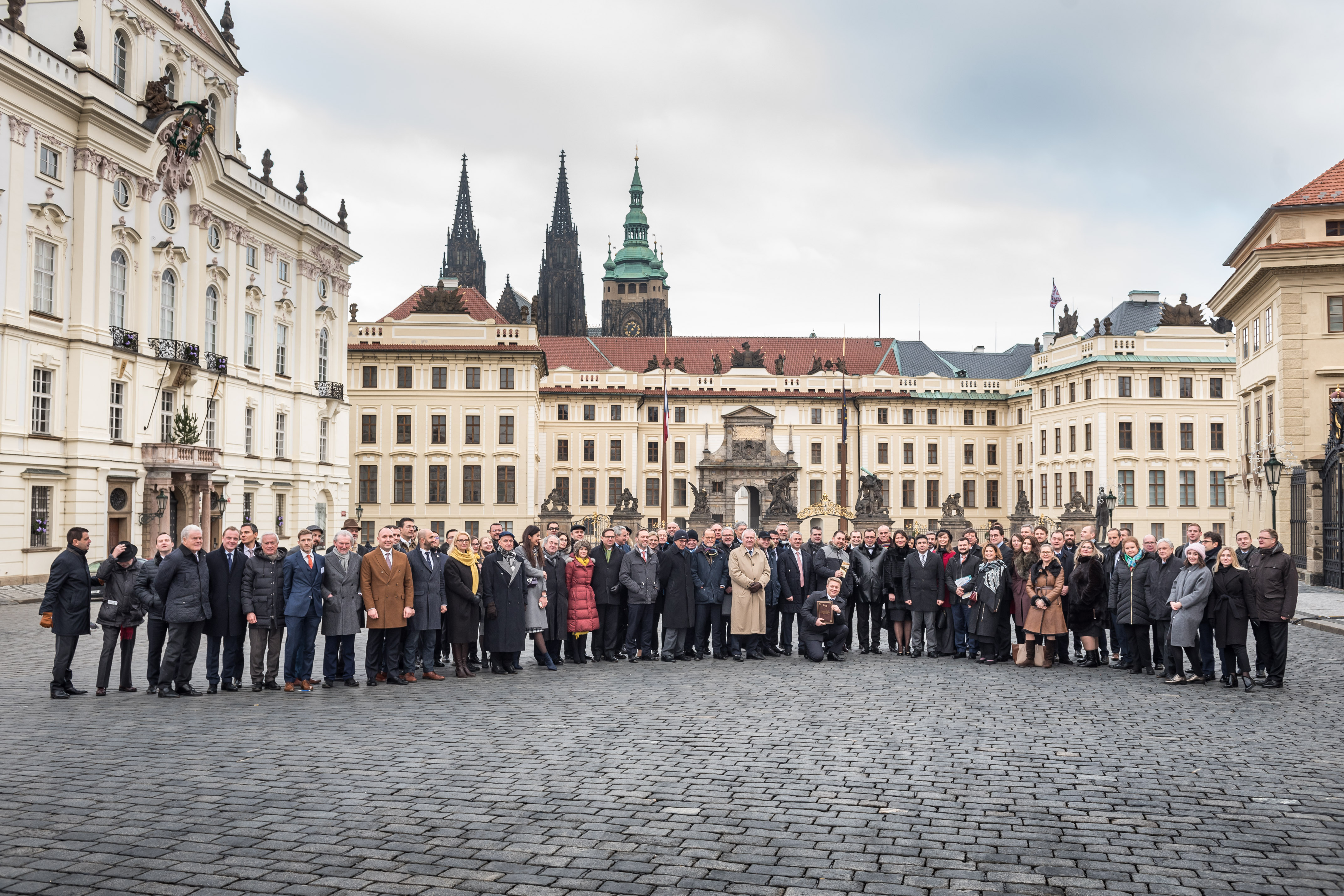Prague Rules were officially launched