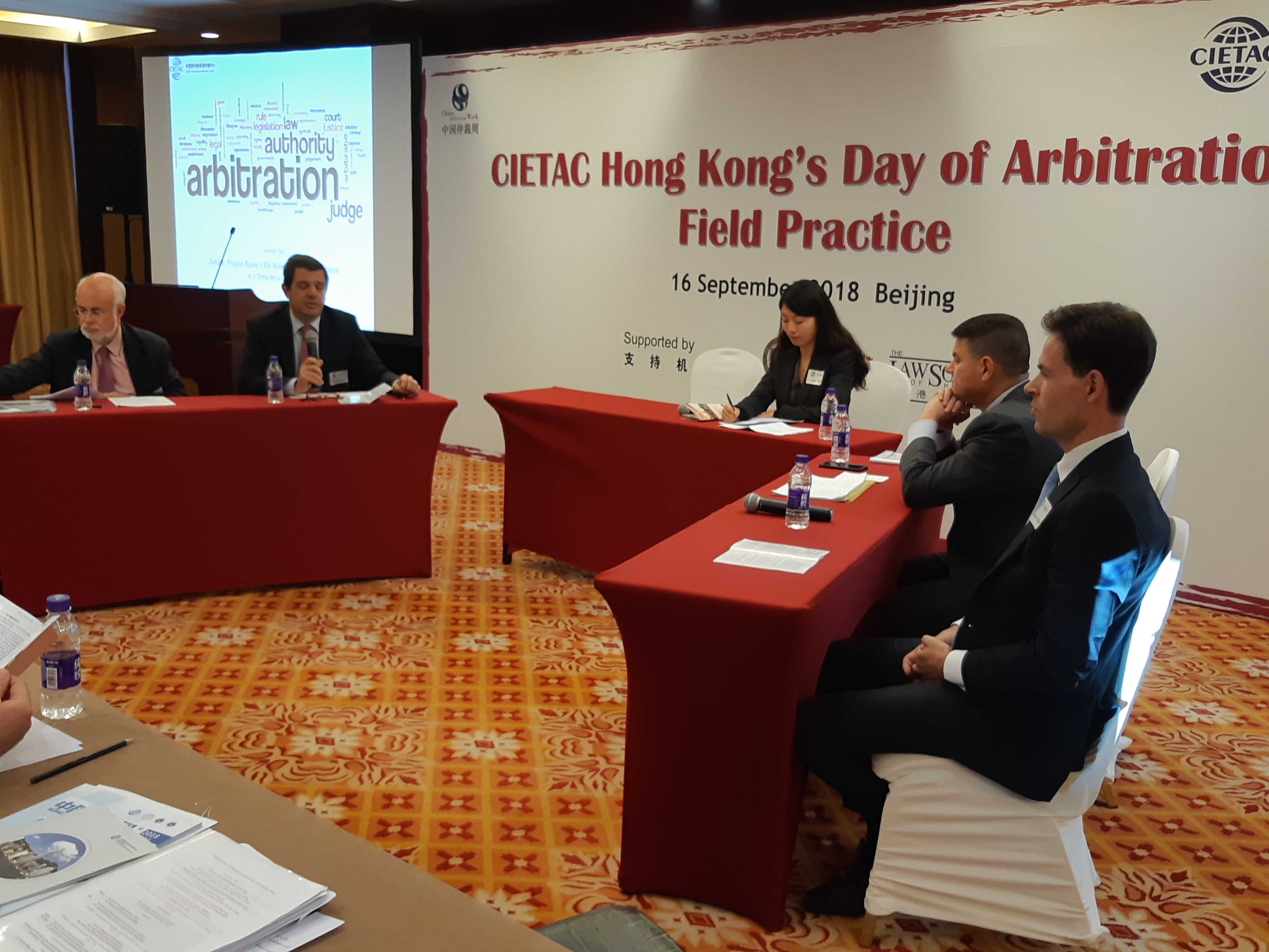 CIETAC Hong Kong's Day of Arbitration